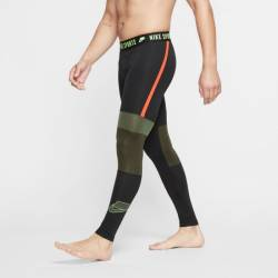 Man Tight Nike Pro - SCREAM GREEN