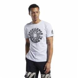 Man T-Shirt Reebok CrossFit Excellence is Obvious - FK4327