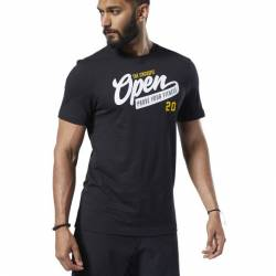 Man T-Shirt Reebok CrossFit OPEN Tee - FP9336