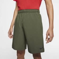 Man Shorts M NK FLX SHORT WOVEN 2.0 - green