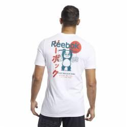 Pánské tričko GS Panda Crew Tee - FJ4676