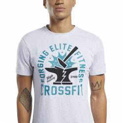 Man T-Shirt Reebok CrossFit Anvil Tee - FK4334