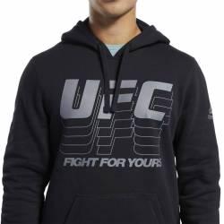 Man hoodie UFC FG PULLOVER HOODIE - FJ5161