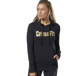 Woman hoodie CrossFit Holiday Graphic OTH - FJ9760