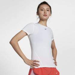 Woman T-Shirt W NP 365 TOP SS ESSENTIAL - white