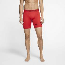 Man Shorts Nike Pro Mens Training - red
