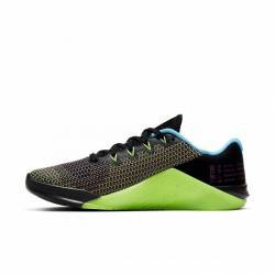 Woman training Shoes Nike Metcon 5 AMP black/green/pink