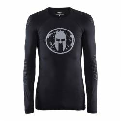 Man compression T-Shirt CRAFT SPARTAN LS