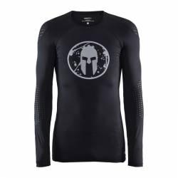 Man compression T-Shirt CRAFT SPARTAN LS