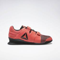 Man Shoes Reebok LEGACY LIFTER FW - FU7873 red/black