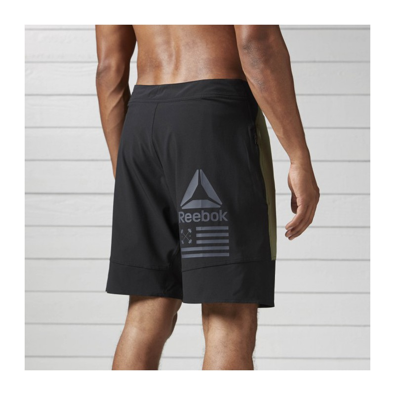 691d58e9447 Pánské fitness šortky CORDURA SHORT B46016 - WORKOUT.EU