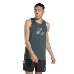 Man Top Les Mills Active Chill TANK - FM7140