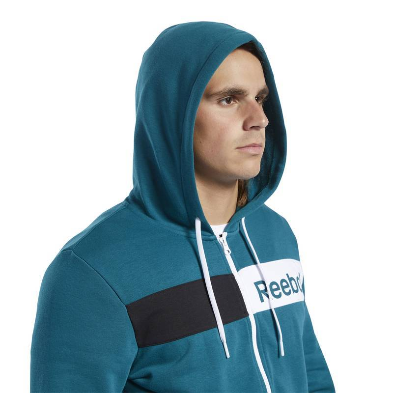 Reebok Te Linear Logo Oth Hood Sudadera Hombre