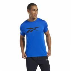 Pánské tričko Workout POLY GRAPHIC SS TEE - FK6179
