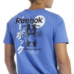 Man T-Shirt GS Panda Crew Tee - FK6019
