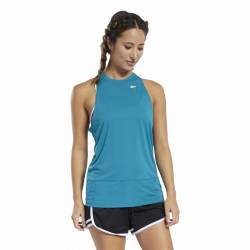 Woman top Workout Mesh Tank - FJ2764