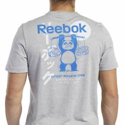 Man T-Shirt GS Panda Crew Tee - FK6061