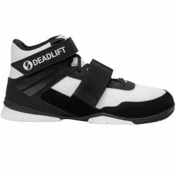 Man Shoes Sabo deadlift PRO white