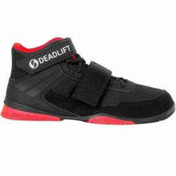 Man Shoes Sabo deadlift PRO black