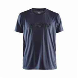 Man T-Shirt CRAFT SPARTAN SS Training