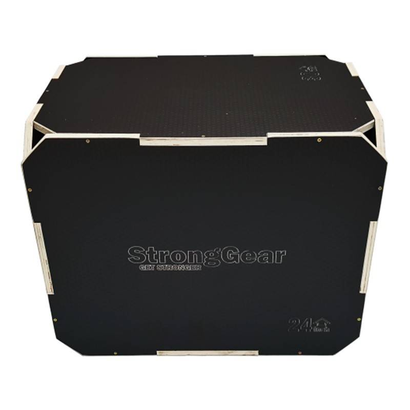 Strong special plyobox (without corners)