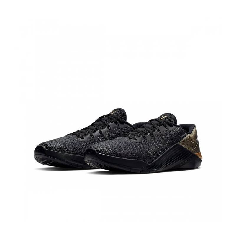 Woman Shoes Nike Metcon 5 - Gold