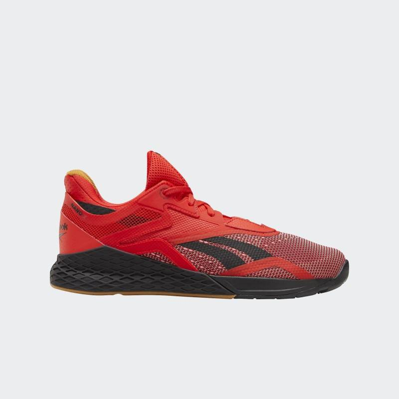 Man Shoes Reebok CrossFit Nano X - red