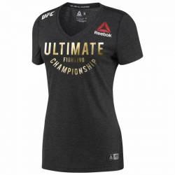 Woman T-Shirt UFC FK ULTIMATE JERSEY - DM5169