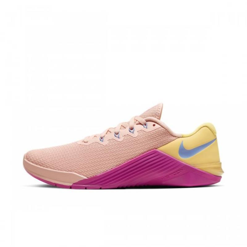 Woman Shoes Nike Metcon 5 - Peach
