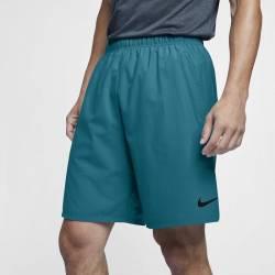 Man Shorts Nike Pro FLEX SHORT WOVEN 2.0 - turquoise