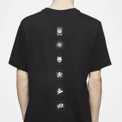 Pánské tričko Nike Dri-FIT - Villains Edition - černé