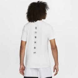 Man T-Shirt Nike Dri-FIT - Villains Edition - white