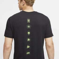 Man T-Shirt Nike Dri-FIT - Villains Edition - black / green
