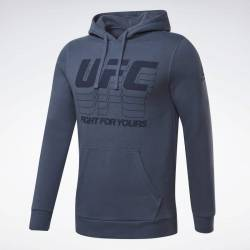 Pánská mikina UFC FG PULLOVER HOODIE - FT8106