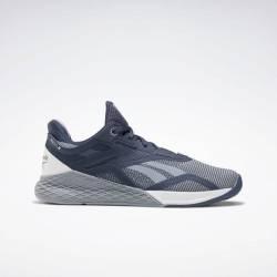 Woman Shoes Reebok CrossFit Nano X - Grey - FV6767
