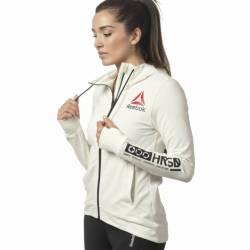Woman hoodie UFC FK BLACK WALKOUT HOOD - CE7495