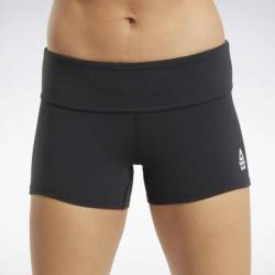Woman Shorts Reebok CrossFit Chase Bootie Solid - FU2667