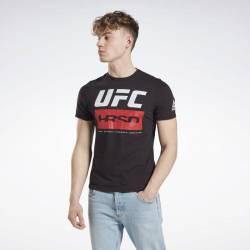 Man T-Shirt UFC FG FIGHT WEEK TEE - FU1271