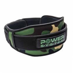 POWER SYSTEM Fitness belt PREDATOR