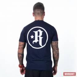 Pánské tričko Rogue Rich Froning navy
