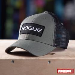 Rogue Patch Trucker Hat  - green