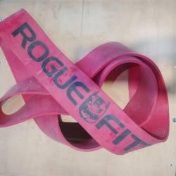 Odporová guma Rogue - Červená 175 lbs / 78 kg