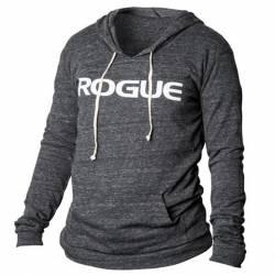 Woman hoodie ROGUE Classic Hoodie - black