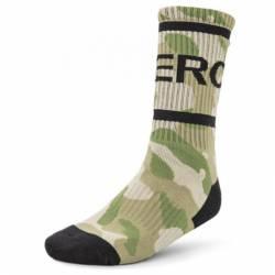 Socks Rogue - green camo
