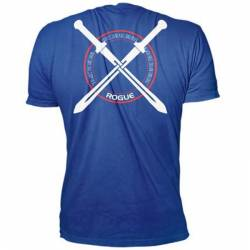 Man T-Shirt Josh Bridges Sword Shirt