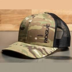 Cap Rogue Multicam Snapback Hat