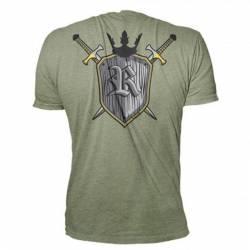 T-shirt Ray Williams Shield - Green