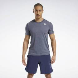 Man T-Shirt Reebok CrossFit Burnout Tee - FU1805