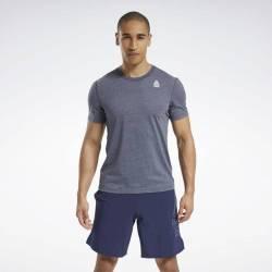 Pánské tričko Reebok CrossFit Burnout Tee - FU1805
