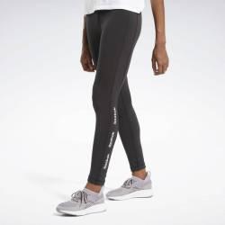 Woman Tight TE Linear Logo CT Legging - GH5120